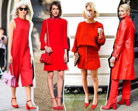 look-monocromatico-inteiro-vermelho